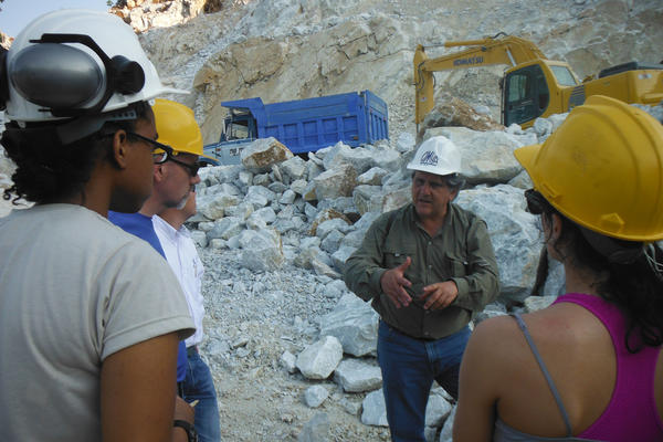 Colombian Marble Quarry