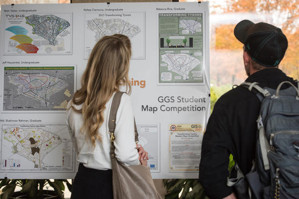 GIS Day 2015 Map Competition