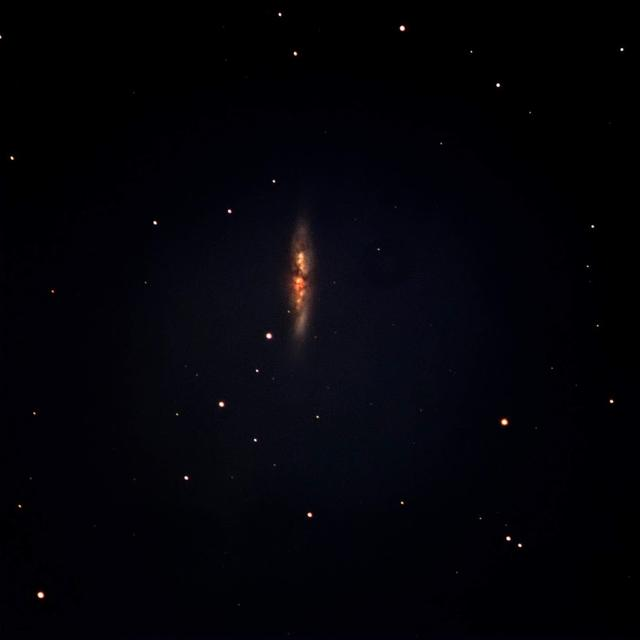 The Cigar Galaxy (M82)